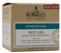 Dr Miracle Hot Gro Treatment Regular 4oz